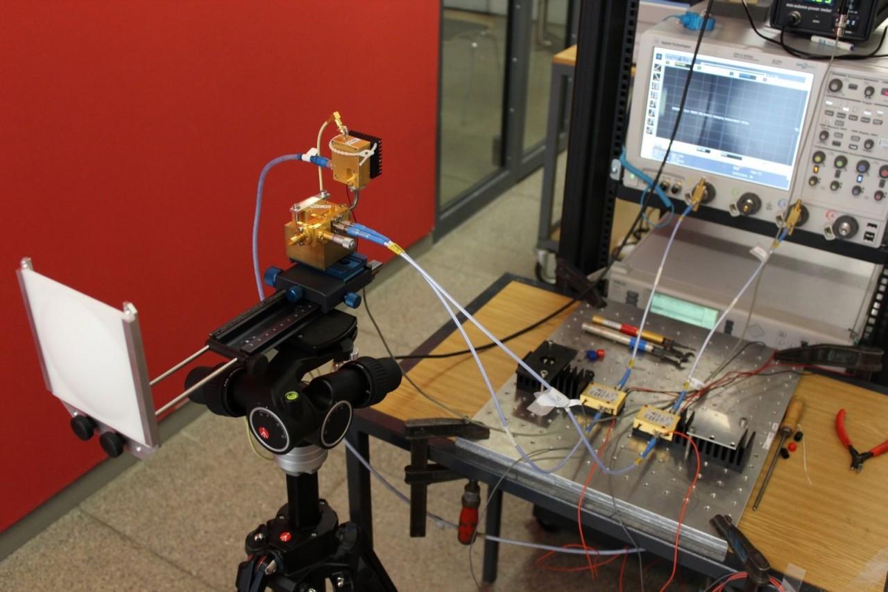 ドイツの研究チームが無線接続で100 Gbit/sを達成、世界最速