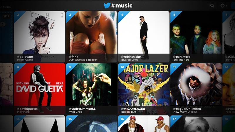 """Twitter、""""Twitter #music""""のサポート終了を検討"""