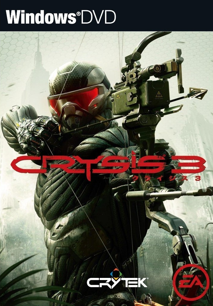 【Amazon】Weekly Amazon SaleでCRYSIS 3が半額に