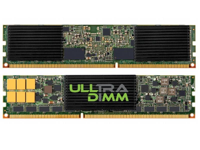 """SanDiskがメモリスロットに装着するDIMM型SSD、""""ULLtraDIMM SSD""""を発表"""