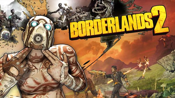 今更ながらBorderlands 2を買った。