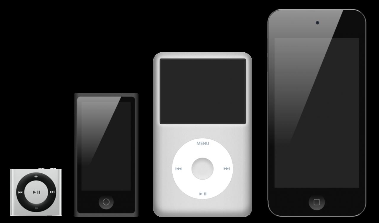 iPod はもう生産終了?―クックCEOが生産・販売中止を示唆