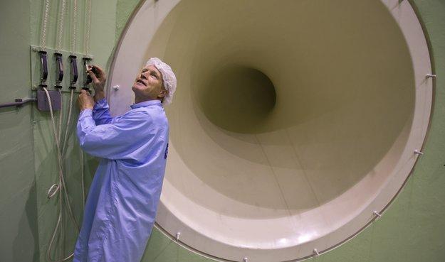 """欧州宇宙機関が、巨大音響施設""""LEAF""""の写真を公開―曰く、「欧州最強のサウンドシステム」「最大出力を聴くと死ぬ」"""