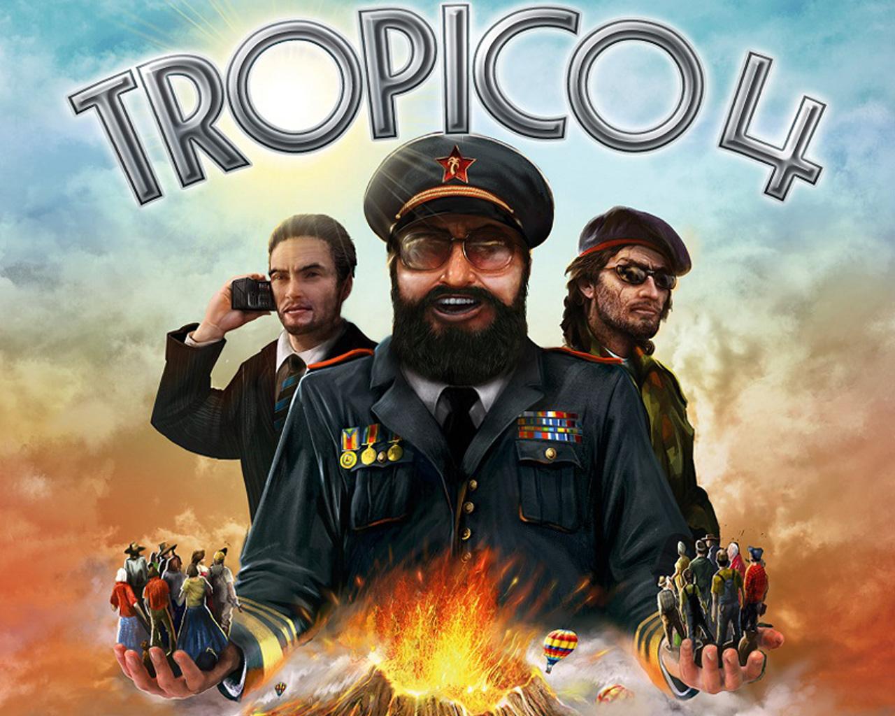 Tropico 4を日本語化する