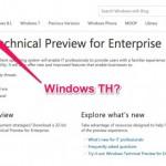 次期Windowsの名前は「Windows 9」ではない?