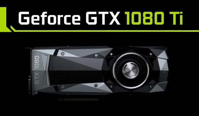 GeForce GTX 1080 Tiのコラ画像